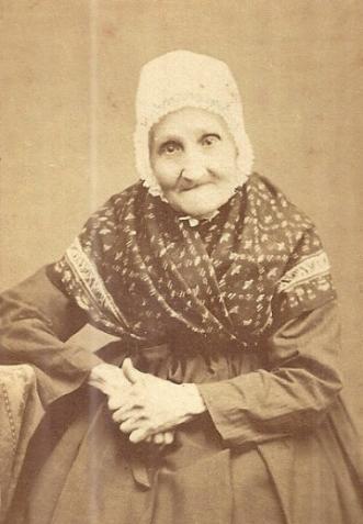 Mamie provençale